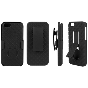 Shell / Holster Combo for Apple iPhone5c