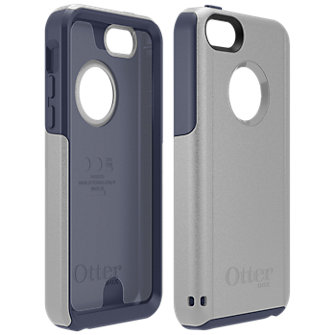 OtterBox Commuter for Apple iPhone 5c - Navy / Gray