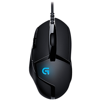 Logitech Hyperion Fury Ultra-Fast FPS Gaming Mouse G402