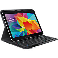 Logitech Ultrathin Keyboard Folio for Samsung Galaxy Tab 4 10.1 - Black