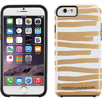 Rebecca Minkoff Tough Case for iPhone 6 - City Stripes