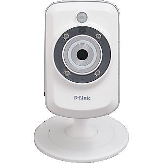 D-Link DCS-942L Cloud Camera 1200 - Enhanced Day/Night Network Cloud Camera
