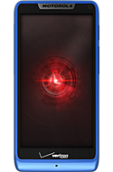 Motorola DROID RAZR M in Blue Picture