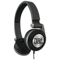 JBL Synchros E30 On-ear Headphones - Black