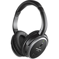 Creative Labs HN-900 Active Noise-canceling Headphones with In-line Mic