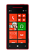 HTCWindows Phone 8X Red