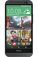 HTC One® (M8) in Metal Gray