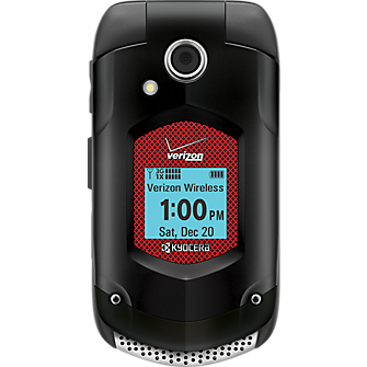 DuraXV Plus by Kyocera in Black
