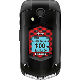 DuraXV Plus by Kyocera Non Camera in Black