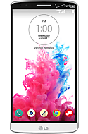 LG G3 32GB in Silk White