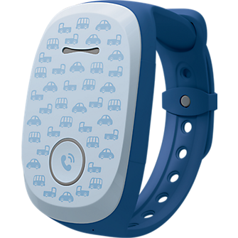 GizmoPal™ by LG in Blue with Stickers