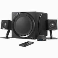 Creative Labs T4 Bluetooth Wireless 2.1 Speaker System - Black
