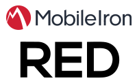 MobileIron RED logo