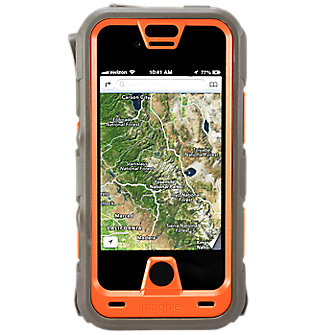 mophie juice pack PRO™ Outdoor Edition Orange 2500 mAh  Includes Holster