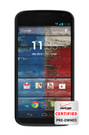 Moto X in Black (Certified Pre-Owned)