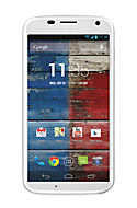 Moto X in White (Certified Pre-Owned)