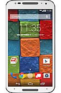 Moto X™ (2nd Gen.) by Motorola in White Bamboo