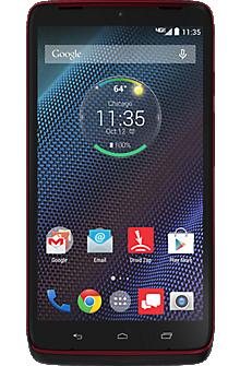 Motorola DROID Turbo 64GB in Black Ballistic Nylon Employee Edition