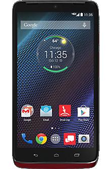 Motorola DROID Turbo 32GB in Metallic Red