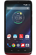 DROID TURBO by Motorola 32GB in Metallic Red