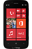 Nokia Lumia 822 Black Picture