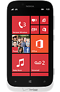 Nokia Lumia 822 in White