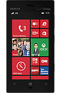 Nokia Lumia 928 in Black (Certified Pre-Owned)