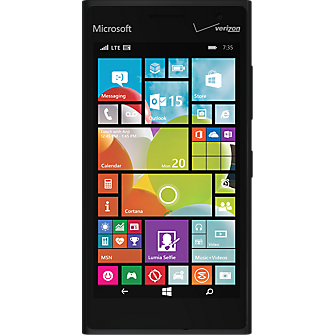 Microsoft Lumia 735 in Grey (Certified Pre-Owned)