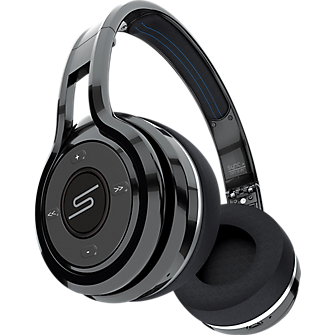 SYNC by 50 On-Ear Wireless Headphones - Shadow Black