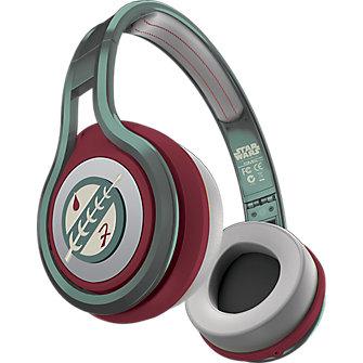 Star Wars First Edition On-Ear Headphones - Boba Fett