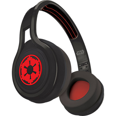 Star Wars First Edition On-Ear Headphones - Galactic Empire