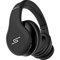 STREET by 50 Over-Ear ANC Wired Headphones - Shadow Black