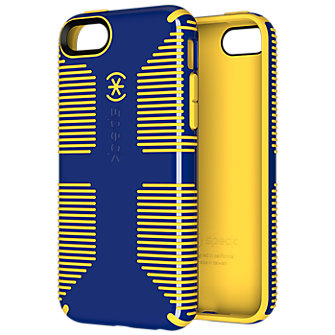 Speck CandyShell Grip Case for Apple iPhone 5c - Navy with Yellow