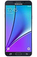 Samsung Galaxy Note5 32GB in Black Sapphire