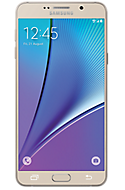 Samsung Galaxy Note5 32GB in Gold Platinum