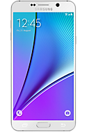 Samsung Galaxy Note5 32GB in White Pearl