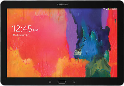 Samsung Galaxy Note Pro - Black - 32 GB