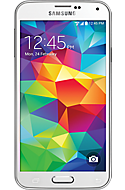 Samsung Galaxy S® 5 in Shimmery White