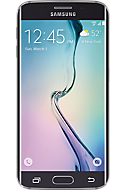 Samsung Galaxy S®6 edge 32GB in Black Sapphire