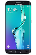 Samsung Galaxy S6 edge + 32GB in Black Sapphire