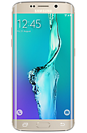 Samsung Galaxy S6 edge + 32GB in Gold Platinum