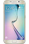 Samsung Galaxy S®6 edge 32GB in Gold Platinum