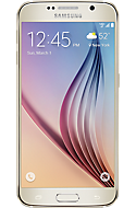 Samsung Galaxy S®6 32GB in Gold Platinum