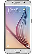 Samsung Galaxy S®6 32GB in White Pearl