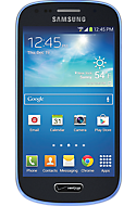 Samsung Galaxy S® III mini in Blue (Certified Pre-Owned)