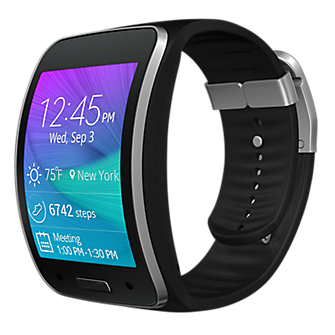 Samsung Gear S™ in Black