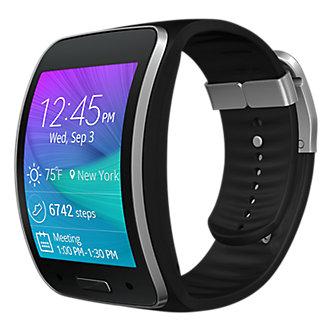 Samsung_GearS_Watch_Black