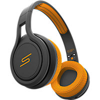 STREET by 50 On-Ear Wired Sport Headphones - Orange