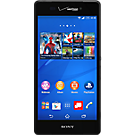 Sony Xperia® Z3v in Black