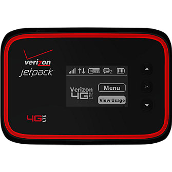 Verizon Jet Pack 4G LTE